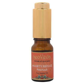 NeoVeda Anxiety Reduce Patchouli Oil Image