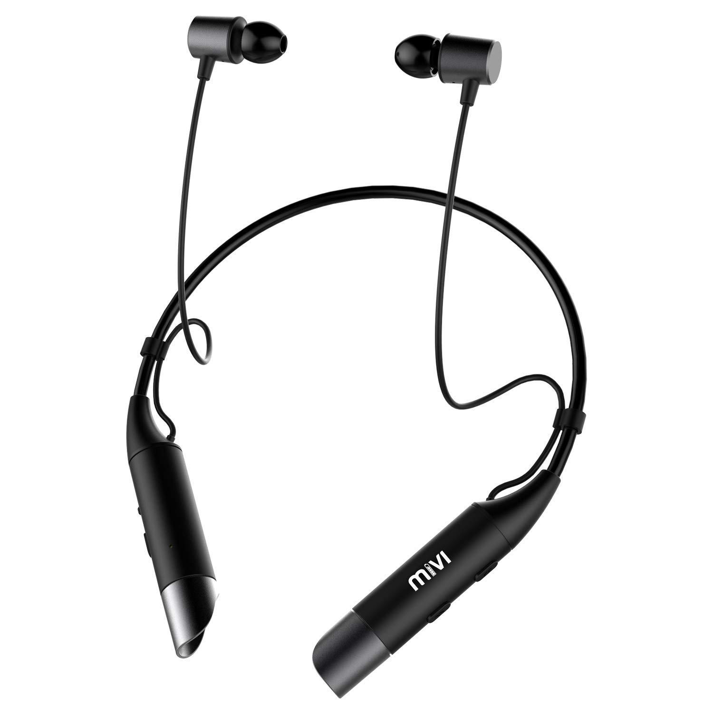 Mivi Collar Wireless Bluetooth Neckband Image