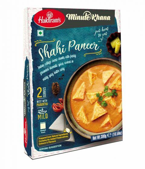 Haldiram's Ready To Eat Shahi Paneer Image