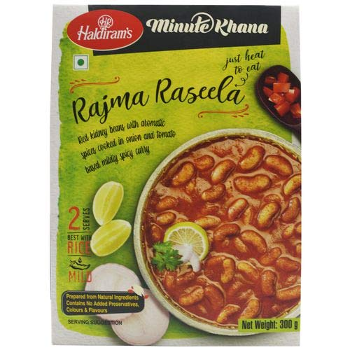 Haldiram's Ready To Eat Rajma Raseela Image