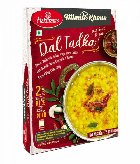Haldiram's Ready To Eat Dal Tadka Image