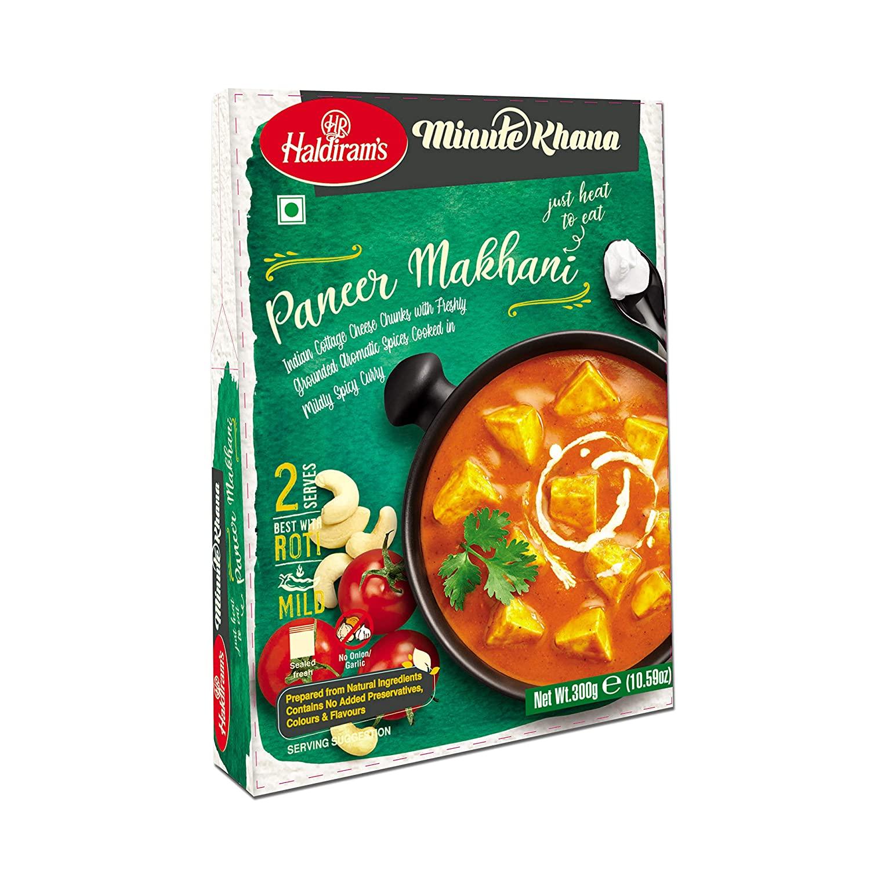 Haldiram's Ready To Eat Paneer Makhani Image