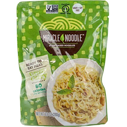 Miracle Noodle Ready to Eat Green Curry Image