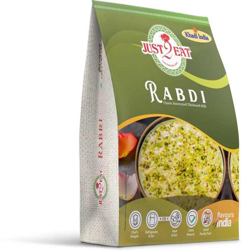 Just 2 Eat Rabri Dessert RTE Image