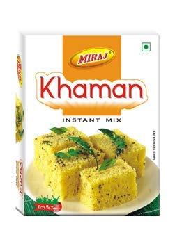 Miraj Khaman Instant Mix Image