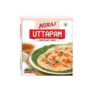 Miraj Uttapam Instant Mix Image