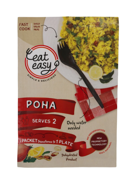Eat Easy Jain Poha Image