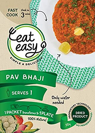 Eat Easy Pav Bhaji Image