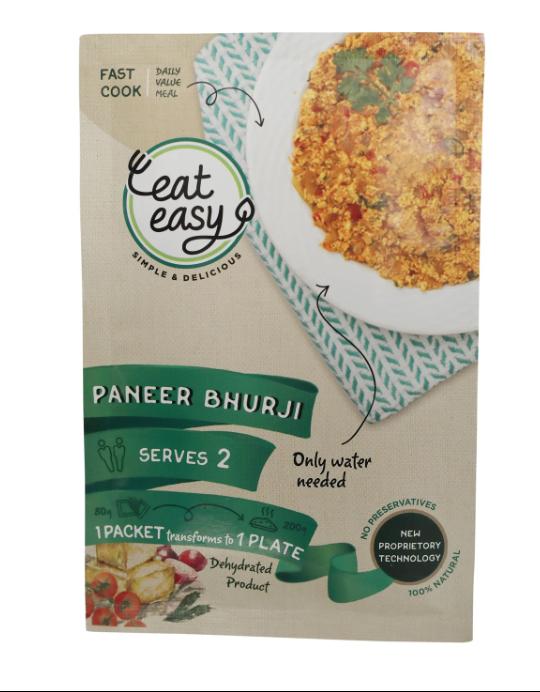 Eat Easy Paneer Bhurji Image