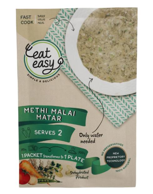 Eat Easy Methi Malai Mutter Image