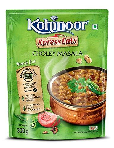 Kohinoor Xpress Eats Ready-to-Eat Choley Masala Image