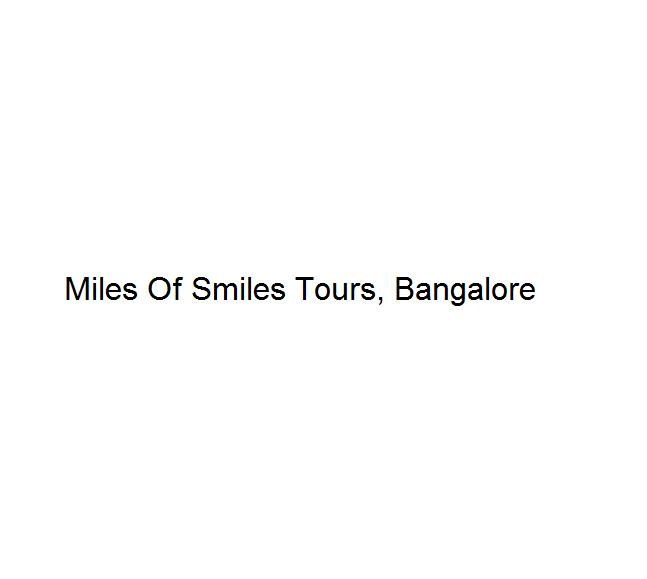 Miles Of Smiles Tours - Bangalore Image