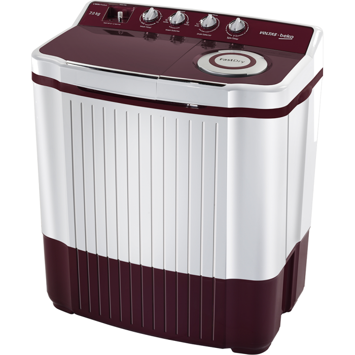 Voltas Beko 7 kg Semi Automatic Washing Machine Image