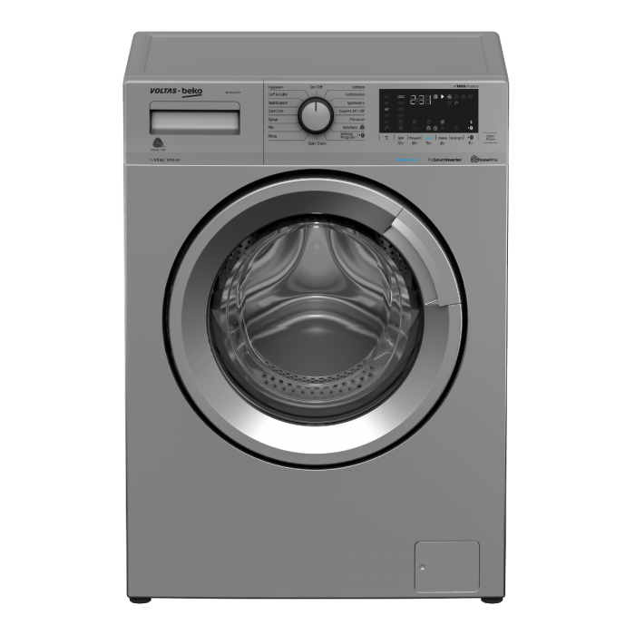Voltas Beko 6.5 kg Fully Automatic Front Loading Washing Machine Image