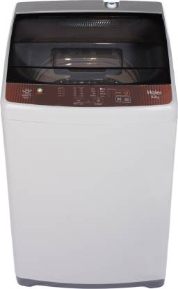 Haier 6.2 kg with Ariel Wash Feature Fully Automatic Top Load Image