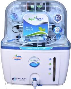 Aqua Fresh water xx Mineral+ro+uv+uf+tds 15L 15L RO+UV+UF+TDS Water <br />Purifier Image