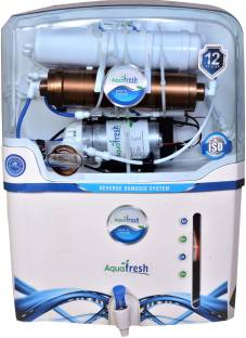 Aqua Fresh Wave COPPER MINERAL+ro+uv+tds 15L 15L RO+UV+UF+TDS Water <br />Purifier Image