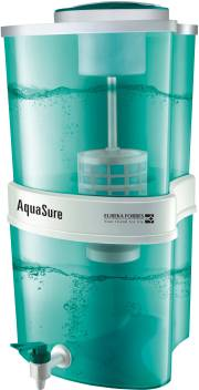Eureka Forbes Aquasure Aayush 22L Gravity Based Water Purifier Image