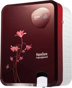 Eureka Forbes Aquasure from Aquaguard Splash 6L RO+UF Water Purifier Image