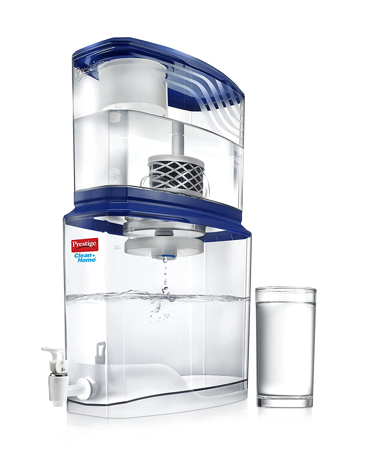 Prestige PSWP 2.0+49002 18L Gravity Based Water Purifier Image