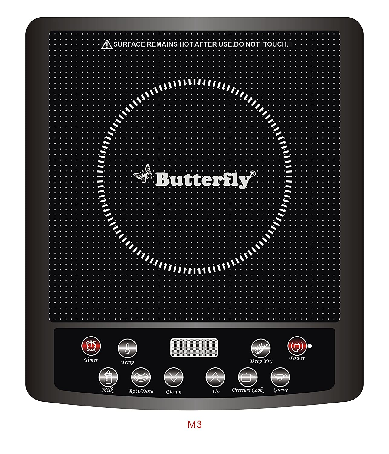 Butterfly Induction Cooktop Image