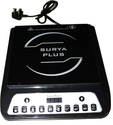 Surya Plus Induction Cooktop Image