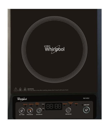 Whirlpool Induction Cooktop Image