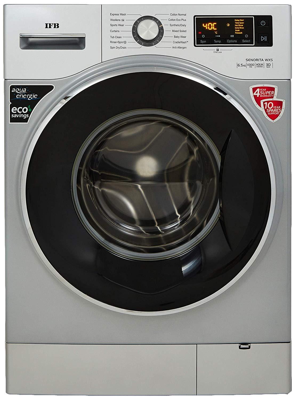 IFB 6.5Kg Fully Automatic Front Load Washing Machine SENORITAWXS Image