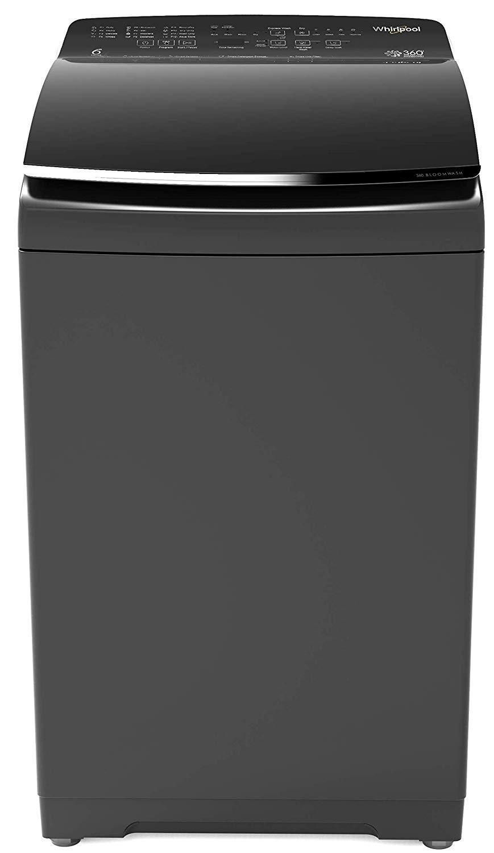 Whirlpool 7.5 Kg Fully Automatic Washing Machine Graphite 360 BLOOMWASH PRO H Image
