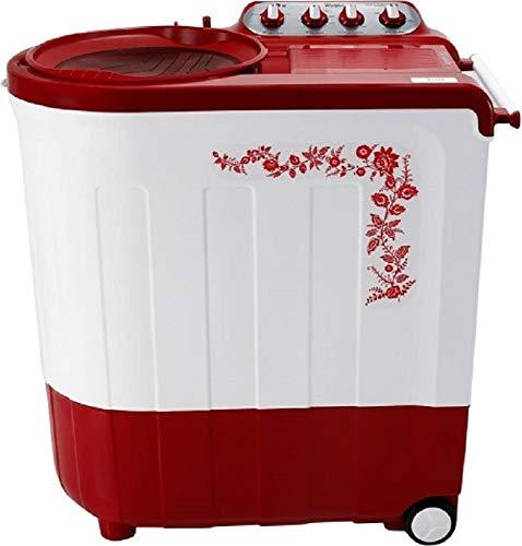 Whirlpool 7.5Kg Semi Automatic Washing Machine Flora Red Ace 7.5 Turbo Dry Image