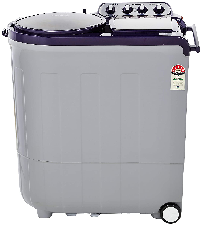 Whirlpool 8.5Kg Semi Automatic Washing Machine 5YR Dazzle ACE 8.5 Turbo Dry Image
