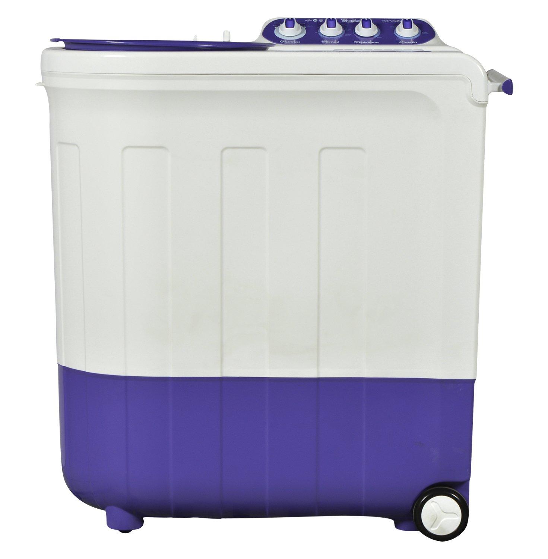 Whirlpool 8.5Kg Semi Automatic Washing Machine Coral Purple Ace TurboDry Image