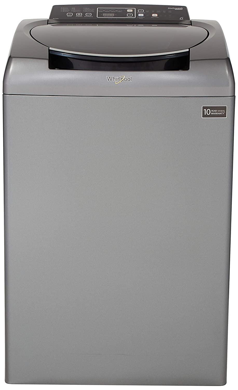 Whirlpool 8.Kg Fully Automatic Washing Machine Graphite Stainwash Ultra Image