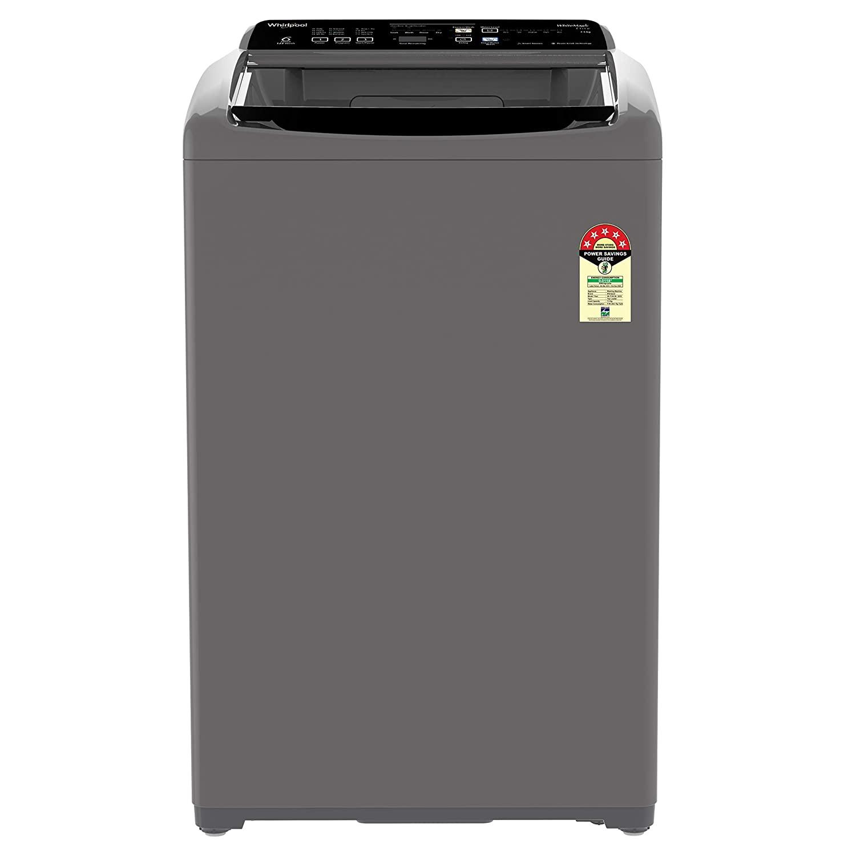 Whirlpool 7.5 Kg Fully Automatic Washing Machine White Magic Elite Image