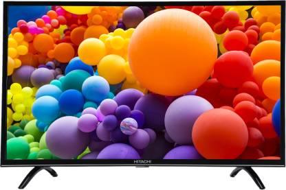 Hitachi 81.28cm (32) HD Ready LED Smart TV (LD32HTS06H) Image