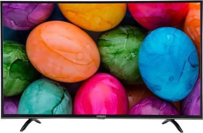 Hitachi 109.22cm (43) Full HD LED Smart TV (LD43HTS06F) Image