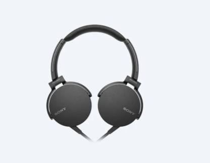 Sony NDR-XB550AP Wired Headset Image