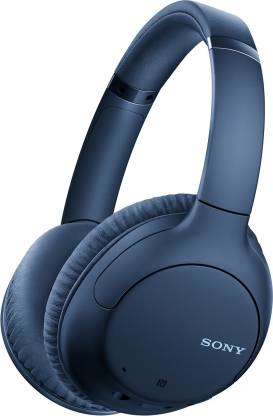 Sony WH-CH710N Noise Cancelling Bluetooth Headset Image