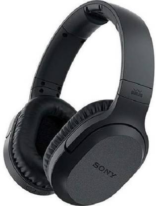 Sony Wireless RF Headphones Image