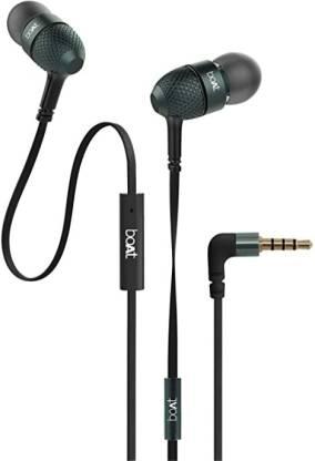 boAt BassHeads 225 In-Ear Wired Earphones Image