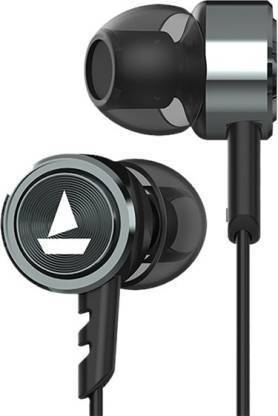 boAt BassHeads 122 Wired Headset Image