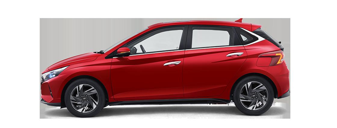 Hyundai i20 Sportz 1.2 MT Dual Tone Image