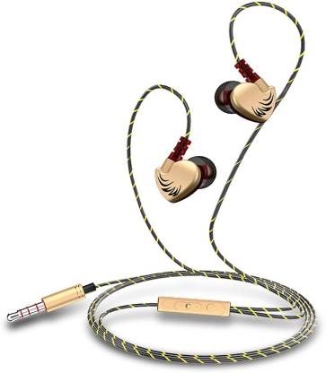 PTron Sound Fire Wired Headset Image