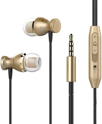 PTron Magg InEar Headphones Image