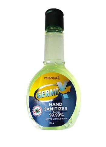 Patanjali Hand Sanitizer (Germi X) Image