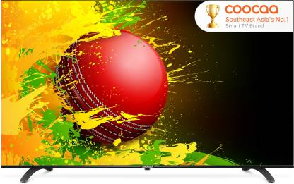 Coocaa 138cm (55) Ultra HD (4K) LED Smart Android TV (55S3G) Image