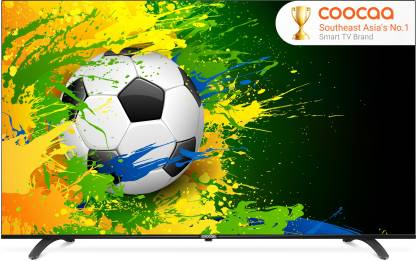 Coocaa 127cm (50) Ultra HD (4K) LED Smart Android TV (50S3G) Image