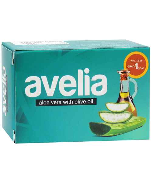Avelia Aloe Vera Soap Image