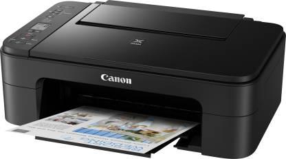 Canon PIXMA E3370 Multi-function WiFi Color Printer Image