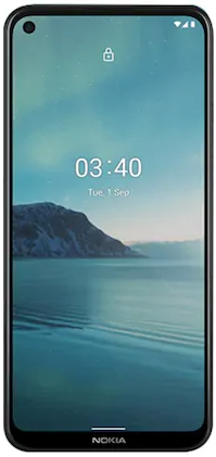 Nokia 3.4 Image